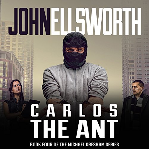 Carlos the Ant cover art