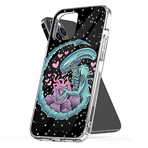 Phone Case Xenomorph Eggs Compatible with iPhone 6 6s 7 8 X XS XR 11 Pro Max SE 2020 Samsung Galaxy Waterproof Shock Bumper