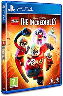 Lego The Incredibles PlayStation 4 by WB Games
