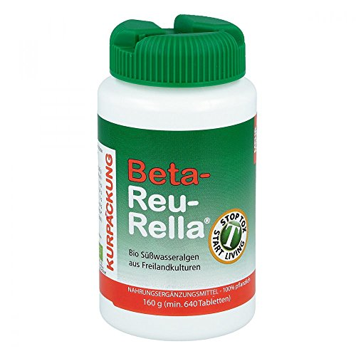 Beta-Reu-Rella, 640 St. Tabletten