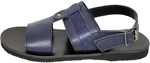 Baldinini Schuhe Herrenschuhe Sandalen schuhe 271 dunkelblau