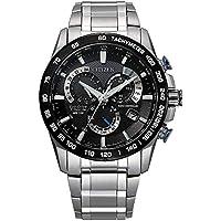 Citizen Men's PCAT Quartz Sport Watch with Titanium Strap