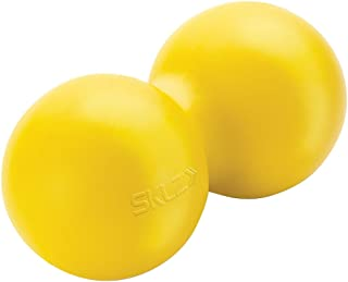 SKLZ Dual Point Massager - Ergonomic Spine and Tissue Massager - Comfortably Cradles The Spine, Providing Targeted Pressure to Create Mobility and Range of Motion