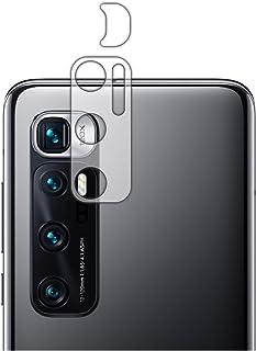 PDA工房 Xiaomi Mi 10 Ultra 9H高硬度[光沢] 保護 フィルム [レンズ周辺部用] 日本製