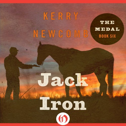 Jack Iron audiobook cover art