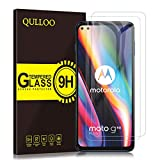 QULLOO Panzerglas für Motorola Moto G 5G Plus/Moto G100, [2 Stück] 9H Hartglas Schutzfolie HD Bildschirmschutzfolie Anti-Kratzen Panzerglasfolie Handy Glas Folie für Moto G 5G Plus/Moto G100