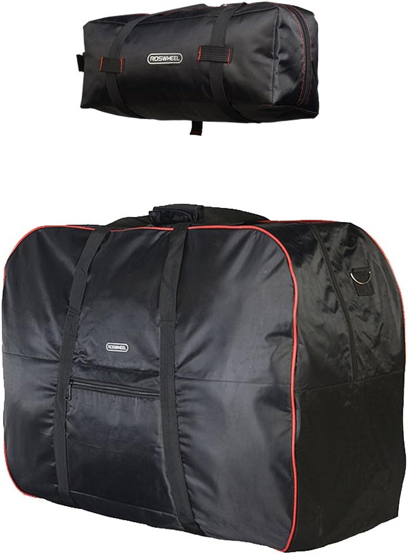 516149a79d67 Lixada Cycling 14 20 Folding Bicycle Bike Carrier Carry Bag Bike ...