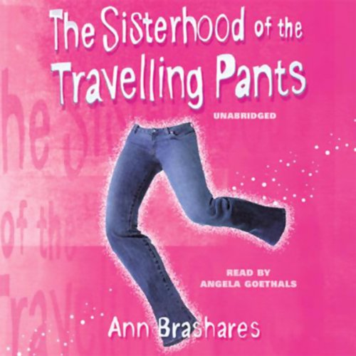 The Sisterhood of the Travelling Pants audiobook cover art