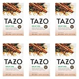 Tazo Black Tea Bags for a cup of relaxing Decaf Chai Caffeine Free 20 Count, Pack of 6 Package May...