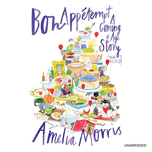 Bon Appetempt audiobook cover art