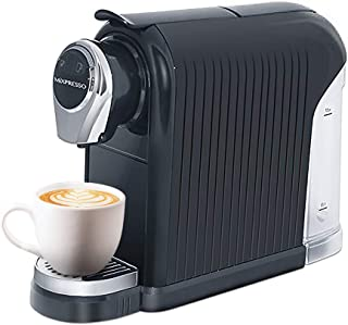 Elite Coffee Maker Espresso Machine By Mixpresso (Black) | For Nespresso Compatible Capsules | 19 Bar High-Performance Pump | Automatic Energy-Saving Function