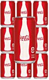 Coke Mini Cans, 7.5 Oz, Pack of 10