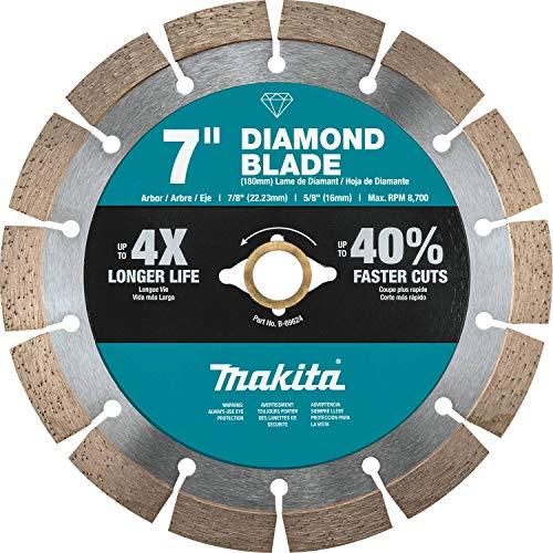 Makita B-69624 7' Diamond Blade, Segmented, General Purpose