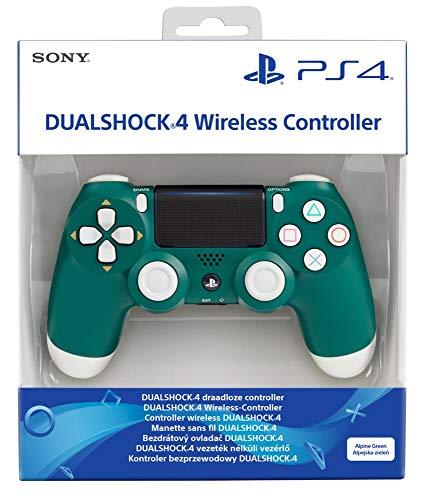 Sony Dualshock 4 Controller Wireless Alpine Green Gamepad