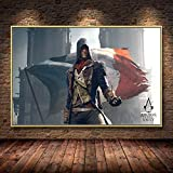 WIOIW Abenteuerspiel Hollywood Actionfilm Assassin Schwertkämpfer Killer Creed...