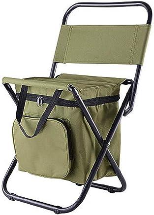 Jenify Outdoor Klappstuhl Tragbarer Stuhl Angeln Multifunktionale Isolierung Mit Kühltasche Hocker Faltbarer Angelstuhl B07PXS94FH | Eleganter Stil