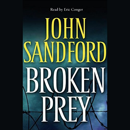 Broken Prey audiobook cover art