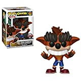 Funko - Figurine Crash Bandicoot - Fake Crash Bandicoot Exclu Pop 10cm - 0889698340977...