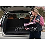 Pet Gear Travel Lite Pet Stroller for Cats and Dogs up to 15-pounds, Pink 12