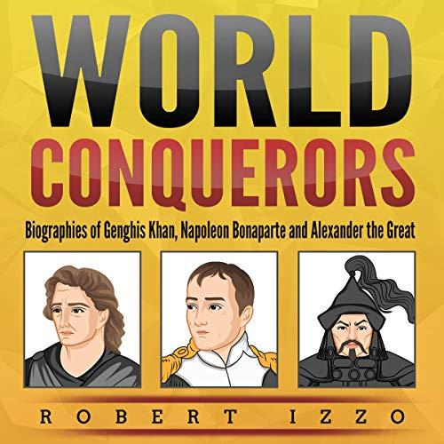 World Conquerors cover art