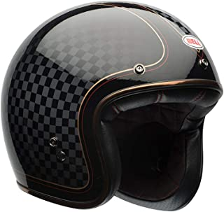 Capacete Bell Helmets Custom 500 Rsd Check It Multicolorido 60