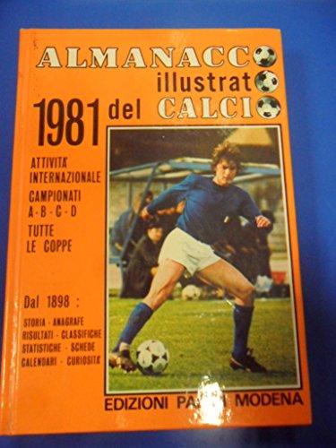 almanacco illustrato del calcio 1981