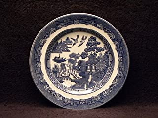 Johnson Bros. Blue Willow Salad Plate by Johnson Brothers