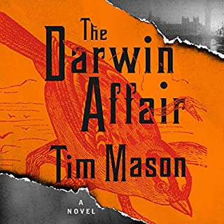 The Darwin Affair audiobook cover art