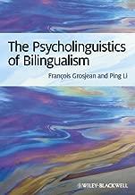 Best psycholinguistics of bilingualism Reviews