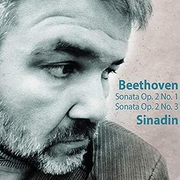 Dejan Sinadinovic, Piano