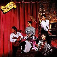 Ole Ole Cuatro hombres para Eva LP Vinilo Hispavox 1988 Gatefold