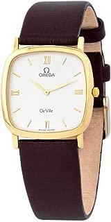 Omega De Ville Quartz Male Watch 3953378 (Certified Pre-Owned)