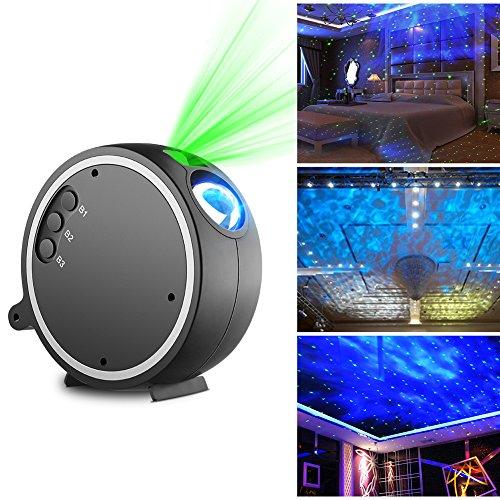 Kingtoys LED Lampe de Projection Lumière Projecteur Simulation des...