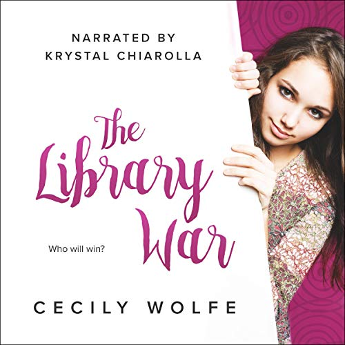 The Library War audiobook cover art