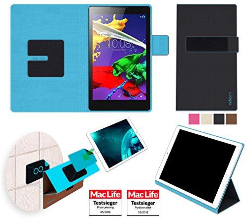 Hülle für Lenovo Tab 2 A8-50 Tasche Cover Hülle Bumper | in Schwarz | Testsieger