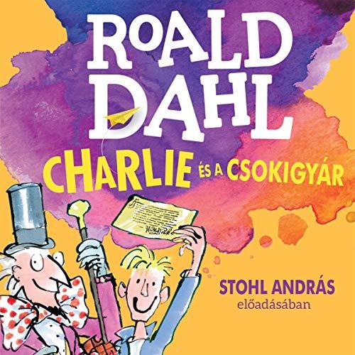 Charlie és a csokigyár cover art