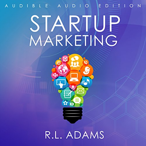 Startup Marketing audiobook cover art