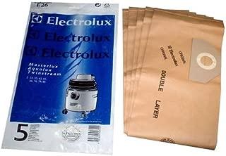 e26n Genuine Electrolux Sacchetto di carta-confezione da 4