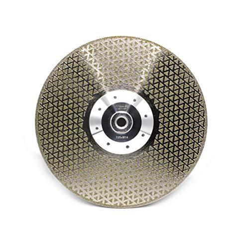 Profi Diamant Trennscheibe Schleifscheibe Granit Marmor Fliesen Ø115mm / Ø125mm / Ø230mm M14 galvanisch (125mm)