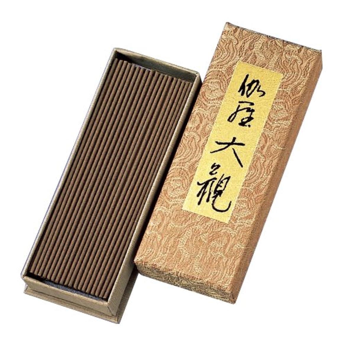 メンタル聴くワットNippon Kodo?–?Kyara Taikan?–?プレミアムAloeswood Incense 150?sticks