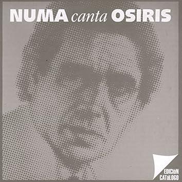 Numa Canta Osiris