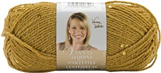 Vanna's Sequins Yarn-Amaretto 1 pcs sku# 1203626MA