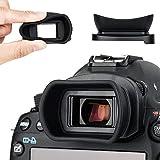Kiwifotos Œilleton pour Canon EOS 5D Mark IV, 5D Mark III, 5DS, 5DS R, 1D X Mark II,...