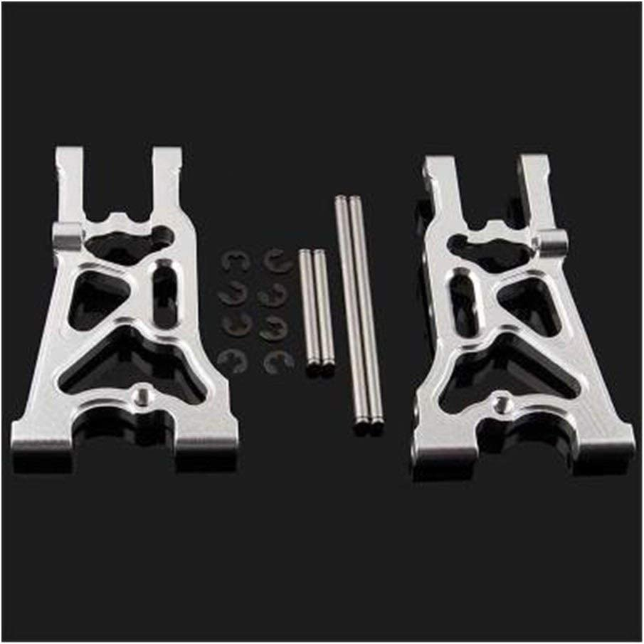 ZHOUPENGF 2PCS Aluminum Rear supreme Lower Suspension for 10 1 Clearance SALE Limited time Arm 10789