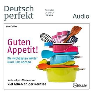Deutsch perfekt Audio. 5/2016 Titelbild