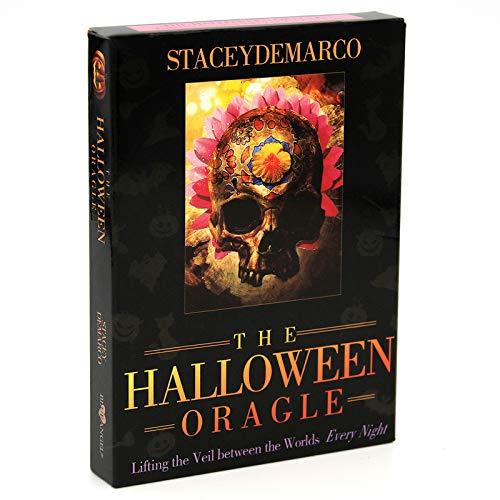 Das Halloween-Orakel, Das Zukünftige Schicksal, Casual Board Games, Brettspiele, Karten, Tarotkarten, Weissagungskarten, Oracle-Karten
