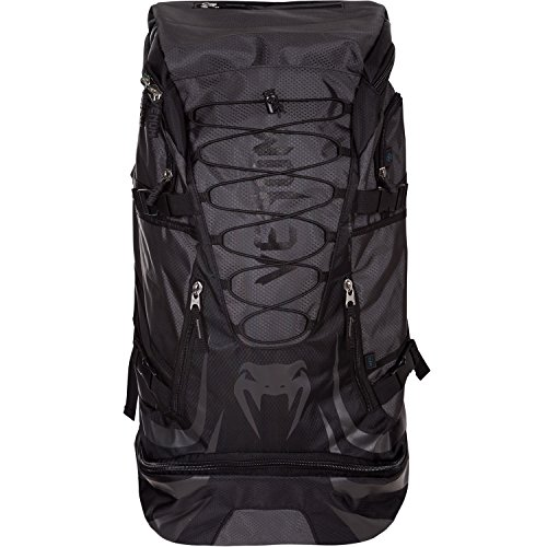 Venum US-VENUM-2124-BLK/BLK Challenger Xtrem Backpack, One Size, Black/Black