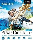 CyberLink PowerDirector 17 | Ultra | PC | Código de activación PC enviado por email