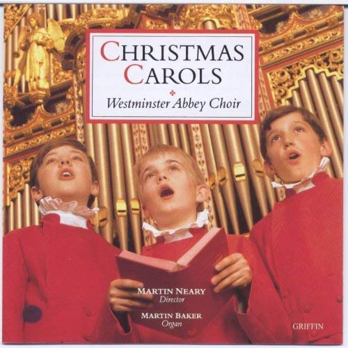 Christmas Carols from Westminster Abbey by Westminster Abbey Choir (2000-09-27)