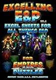 Excelling E&P: Excel Sheets for all things E&P (Empires & Puzzles Books)